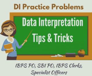 Data Interpretation Tricks and DI Formulas