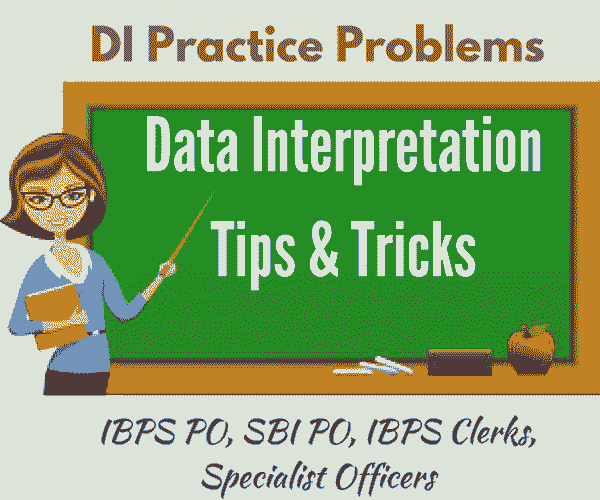 Data Interpretation Tricks, Shortcuts, Formulas and DI Questions
