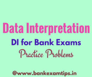 line graph questions and answers for bank exams