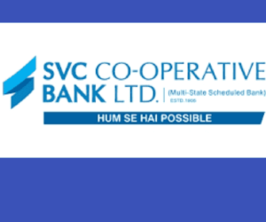 SVC Co-Operative Bank Recruitment 2018 Notification