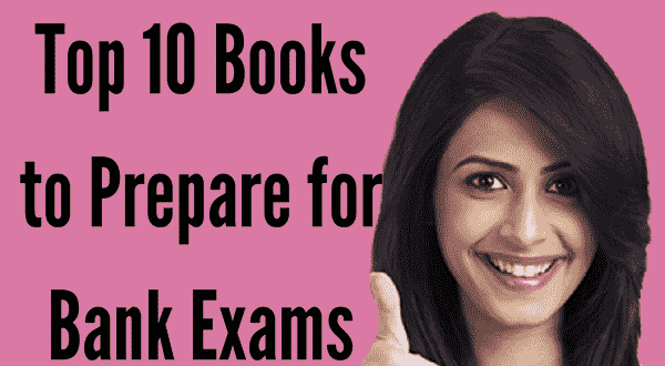 Best Books for Bank Exams 2017