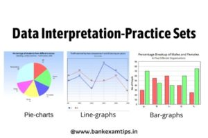 Data Interpretation questions and answers for bank po pdf