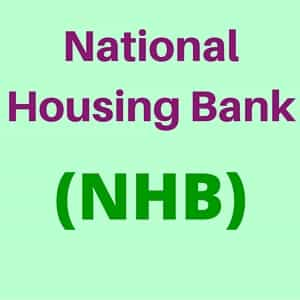 NHB Recruitment 2016– Manager & Officer Posts