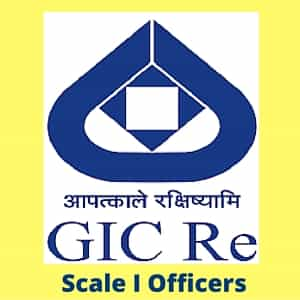 GIC Recruitment for Scale 1 officers