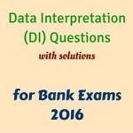 Data Interpretation Questions for Bank Exams | Bank Exam Tips