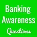 Banking Awareness Questions for Bank Exams - SBI Clerks 2016.