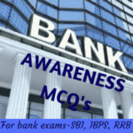 Important Banking Awareness Questions - Banking Knowledge