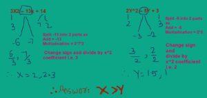 Quadratic Equations Shortcut Tricks for Bank Exams