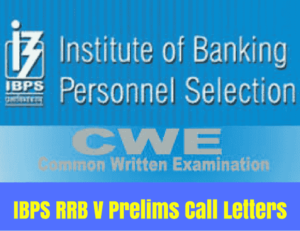 IBPS RRB Assistants Prelims Call Letter Download Link Active