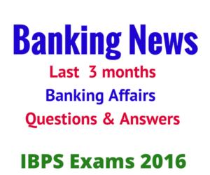Banking News