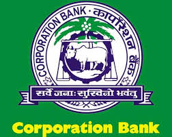 Corporation Bank CEO