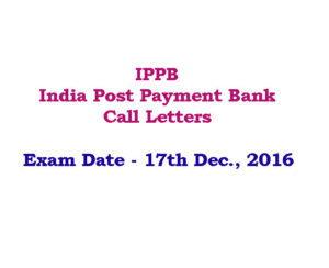 IPPB Call Letters