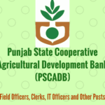 PSCAD BANK Recruitment 2016 - 2017 for Clerks and Other Officers