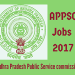 APPSC Recruitment 2017 - APPSC Group I Vacancies - 78 posts