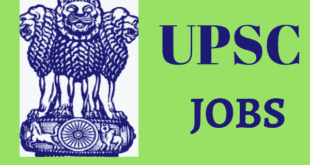 UPSC Recruitment 2018 Notification - Apply Online - 892 Posts