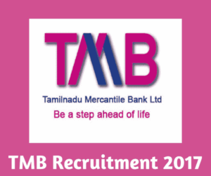 TMB Recruitment 2017 for Clerks