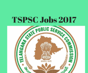 TSPSC Pollution Control Board Jobs 2017
