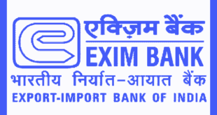 EXIM Bank Special Recruitment Drive for SCSTOBC PWD candidates