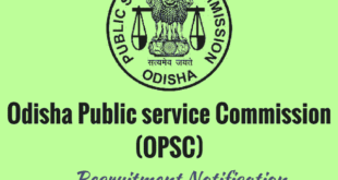 OPSC Recruitment for Lecturers in Model Degree Colleges | Odisha Public Service Commission