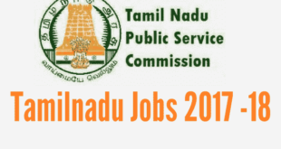 Tamilnadu Group II Jobs 2017