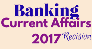 Banking Current Affairs Revision for SBI PO and Bank of Baroda Online Exam