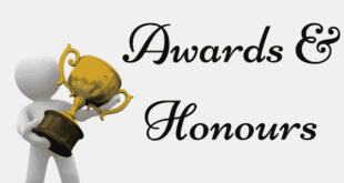 Awards and Honours 2018 PDF Download
