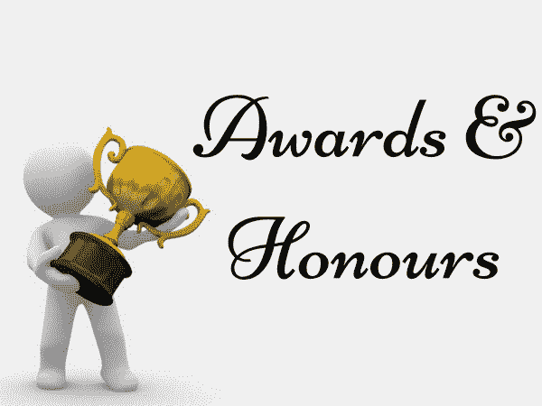 important awards 2019 pdf