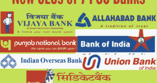 Newly Appointed Heads of Public Sector Banks   Bank CMDs