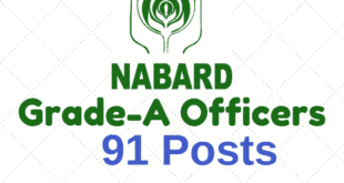 NABARD Grade A Officer Notification 2018