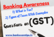 GST Questions & Answers PDF Free