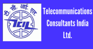 TCIL Recruitment 2017 - Telecommunications Consultants India Ltd.