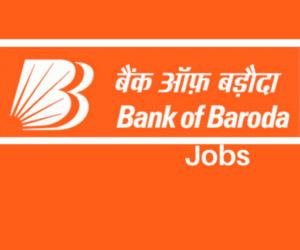 Bank of Baroda Jobs 2018 - Specialist Officers