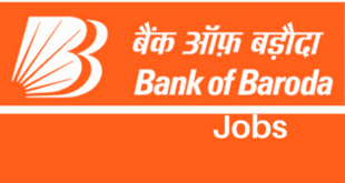 Bank of Baroda Jobs 2018