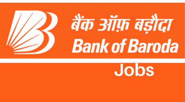 Bank of Baroda Jobs 2018 - Specialist Officers