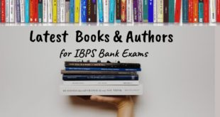 latest books and authors 2019 for bank exams