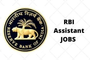 rbi assistant exam dates in 2020