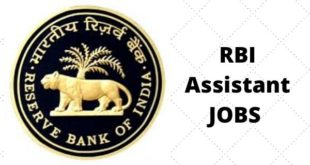 rbi assistant exam dates in 2020